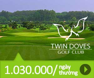 Booking sân Twin Doves