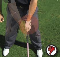 cam gay 3 Tạm biệt những cú slice khi đánh golf (phần 2)