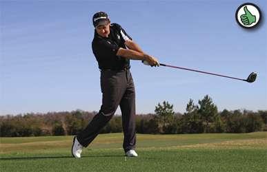 danh dung Tạm biệt những cú slice  khi đánh golf (phần 4)
