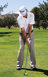 gay sat 1 Hướng dẫn đánh gậy sắt khi đánh golf (phần 3)