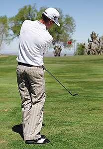 gay sat phan 5 dung Hướng dẫn đánh gậy sắt  khi đánh golf(phần 5)