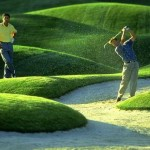 Trải nghiệm mùa hè thú vị trên sân golf cùng APT