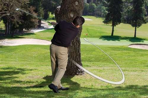 C58D7110 lg Giải quyết những tình huống khó khi đánh golf (phần 1)