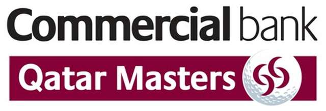 Commercial Bank Qatar Masters logo
