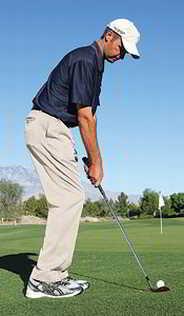 chipping 2 Để thực hiện chip shot thành công khi đánh golf
