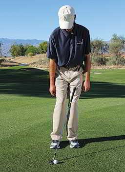 chipping 4 Để thực hiện chip shot thành công khi đánh golf