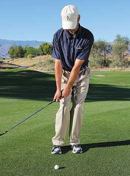 chipping 5 Để thực hiện chip shot thành công khi đánh golf