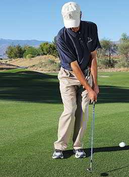chipping 6 Để thực hiện chip shot thành công khi đánh golf