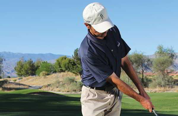 chipping Để thực hiện chip shot thành công khi đánh golf