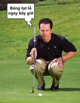 cu gat 1 met Giải quyết những tình huống khó khi đánh golf (phần 2)