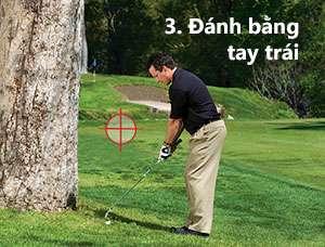 tranh chuong ngai vat 3a Giải quyết những tình huống khó khi đánh golf (phần 2)