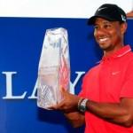 Chiến thắng thứ 2 của Tiger Woods tại TPC Sawgrass kể từ năm 2001. Ảnh: Sam Greenwood/Getty Images