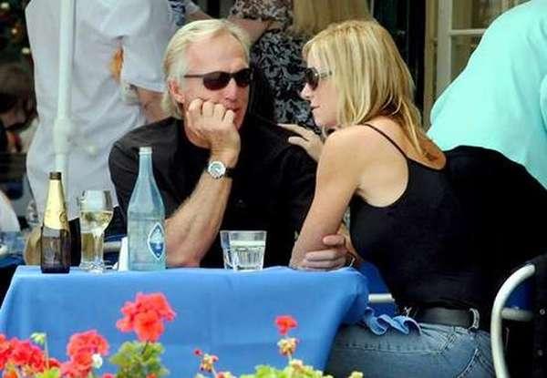 Cặp đôi đi ăn tại nhà hàng  Doyles, Sydney, Úc. Hình chụp: Chris Evert
