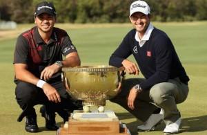 Cặp đôi đem lại chiến thắng cho tuyển Úc. Hình chụp: Ban tổ chức.