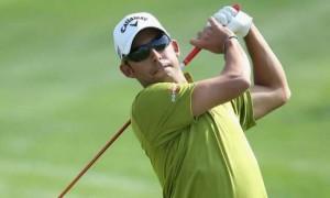 Pablo Larrazabal vô địch kịch tính tại Abu Dhabi Golf Championship 2014. Ảnh: EuropeanTour