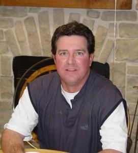 """Tấm ảnh duy nhất của Geoff """"Slicefixer"""" Jones tìm được trên Facebook của ông."""