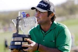 Tay golf người Úc, Bowditch không những thắng một giải PGA Tour mà còn thắng được căn bệnh trầm cảm của chính anh. Hình chụp: Eric Gay/AP Photo