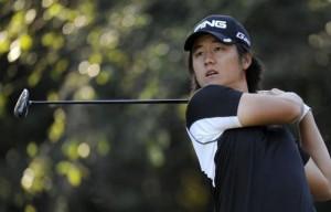 Richard H. Lee đang thi đấu với sự tài trợ của Ping. Hình chụp: Ping